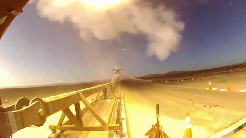 NASA готовится испытать «летающую тарелку»