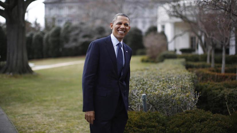 Обама попросил Секретную службу возобновить экскурсии по Белому дому