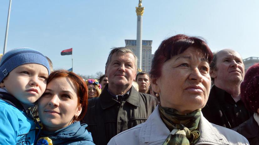 СМИ: На Украине инакомыслящих будут арестовывать без суда