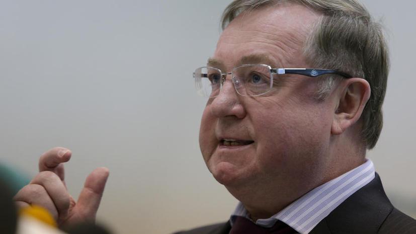 Сергей Степашин: Британский премьер-министр Дэвид Кэмерон потакает нацизму