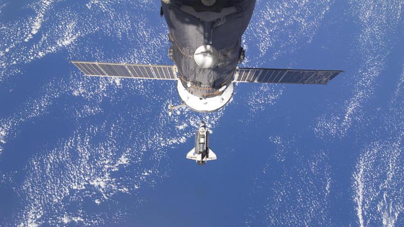 Роскосмос назвал причины аварии грузового корабля «Прогресс»