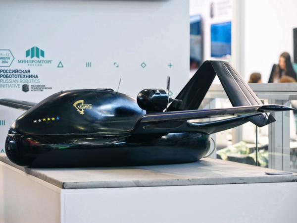 В России завершилась работа над тяжёлым беспилотником на воздушной подушке