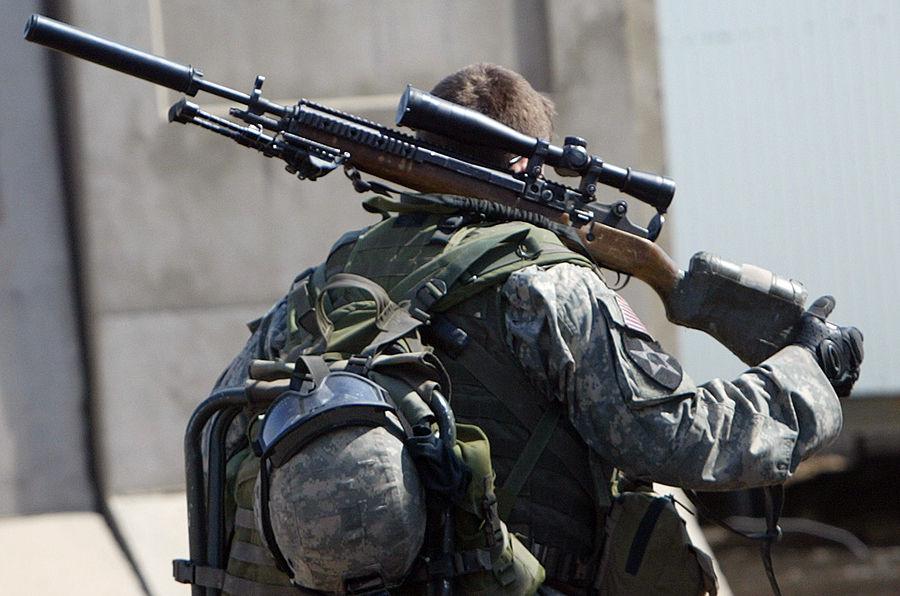 Американских солдат будут лечить от психической неуравновешенности