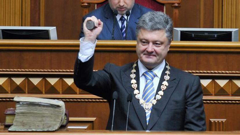 СМИ: Украина скатывается к военной диктатуре