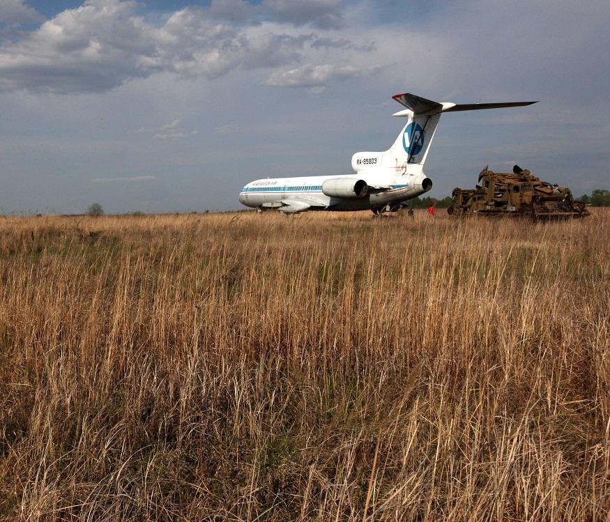В России могут запретить эксплуатировать самолёты старше 15 лет