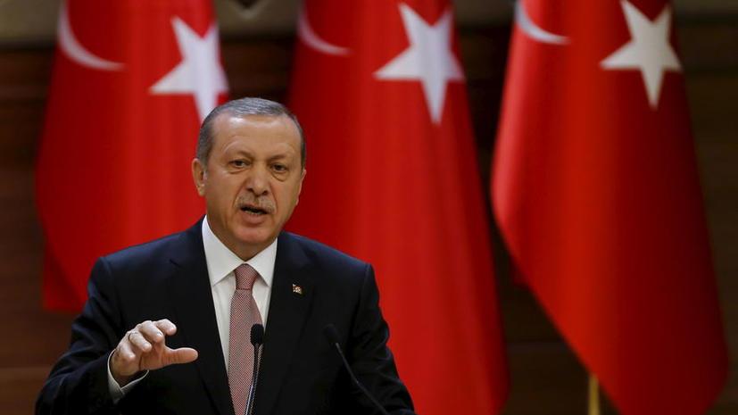 The New York Times: Приведя в пример Гитлера, Реджеп Тайип Эрдоган снова перешёл черту