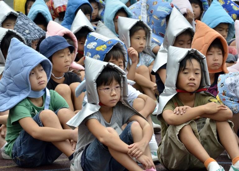 Дети Фукусимы страдают от избыточного веса и недостатка активности