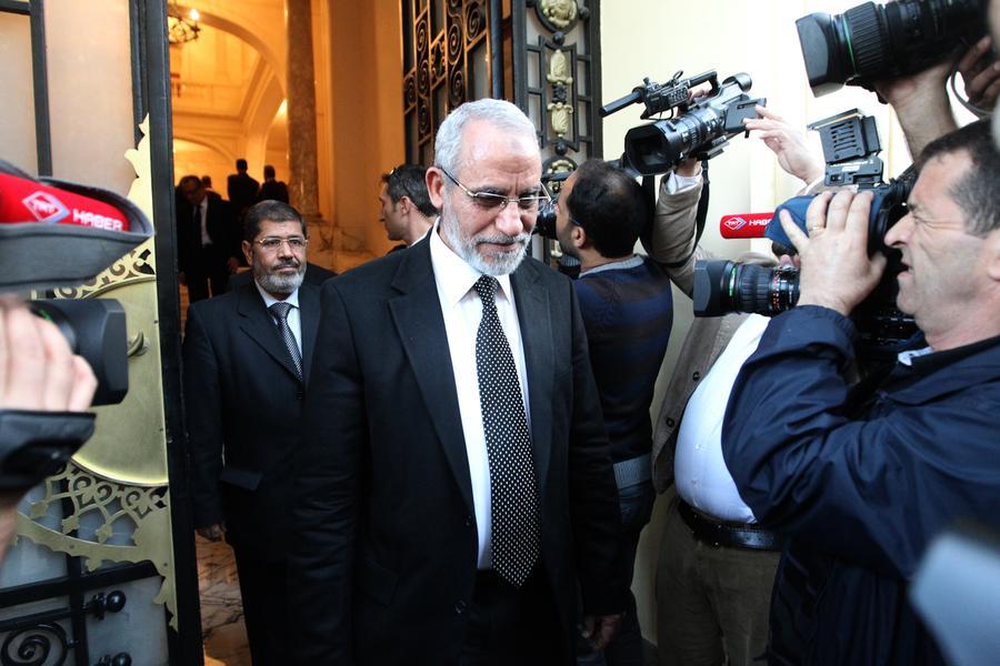 Прокуратура Египта постановила арестовать лидера «Братьев-мусульман» Мухаммеда Бадиа