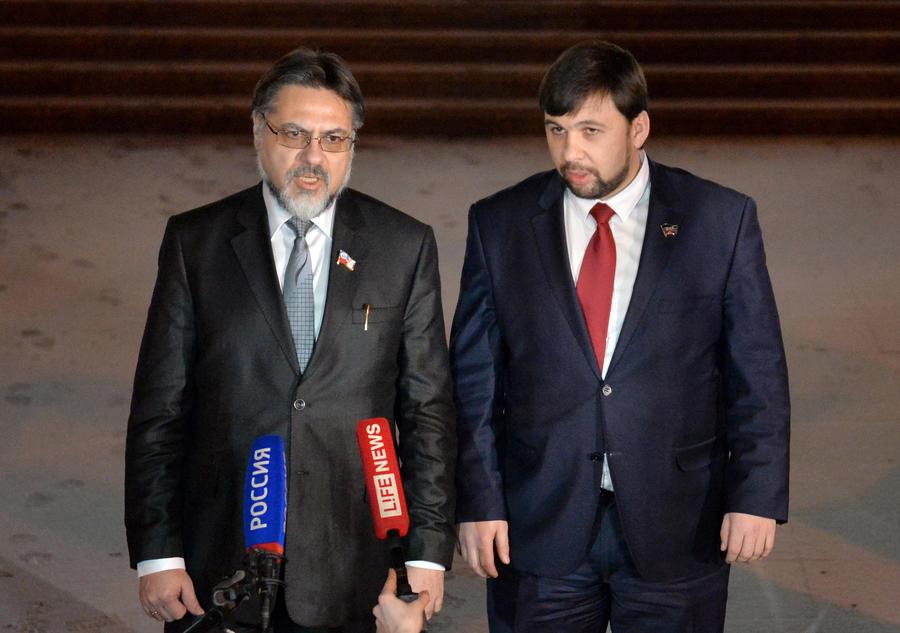 ДНР и ЛНР отзывают поправки к Конституции Украины по поводу принадлежности Крыма