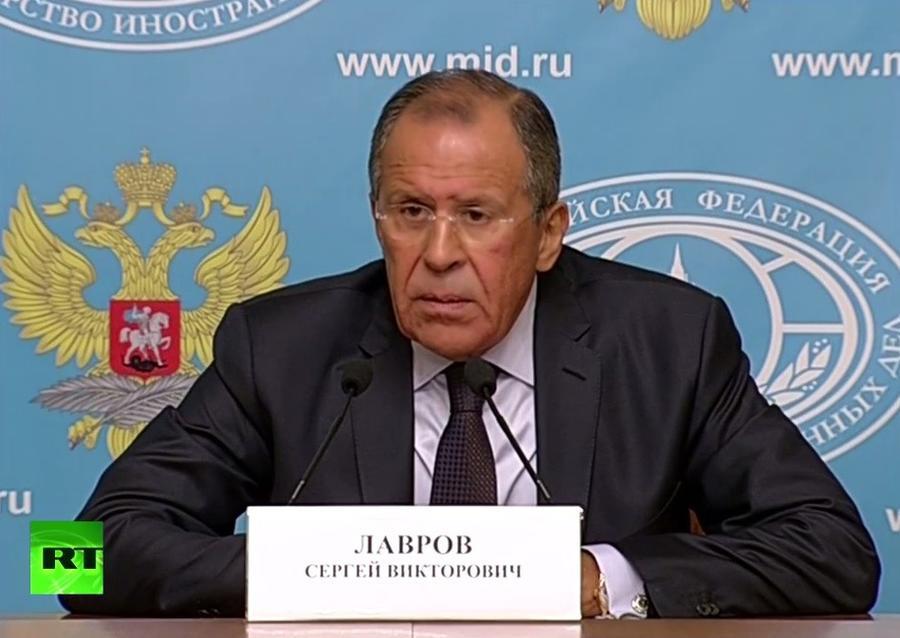 Сергей Лавров: Восток Украины остро нуждается в гуманитарной помощи