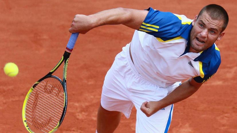Михаил Южный вышел в полуфинал турнира в Швейцарии