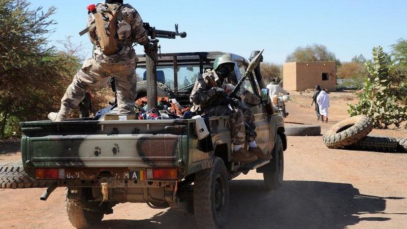 Ожесточенные бои начались в малийском городе Гао