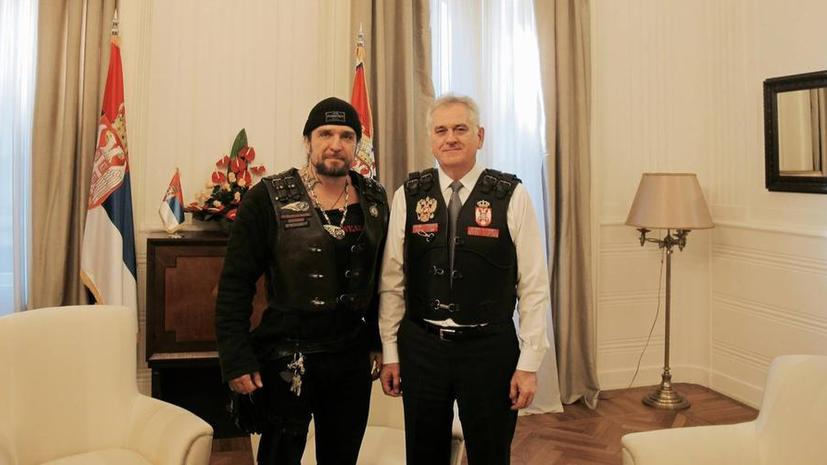 «Хирург»: Я не являюсь методом, который Путин использует, чтобы расширить своё влияние в Сербии