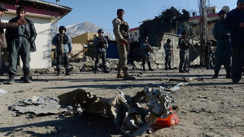 В Афганистане совершен крупнейший теракт с 2011 года: более 50 погибших