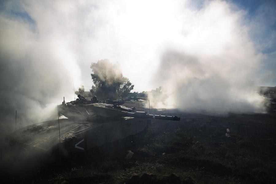 Комиссия при ООН: Есть основания полагать, что в Сирии использовалось химическое оружие