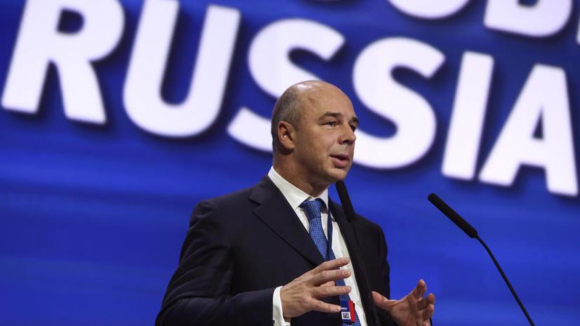 Антон Силуанов: Результаты санкций не оправдали ожиданий Запада