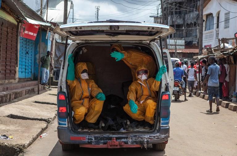 Американцы не разбираются, в каких странах Африки бушует эпидемия вируса Эбола