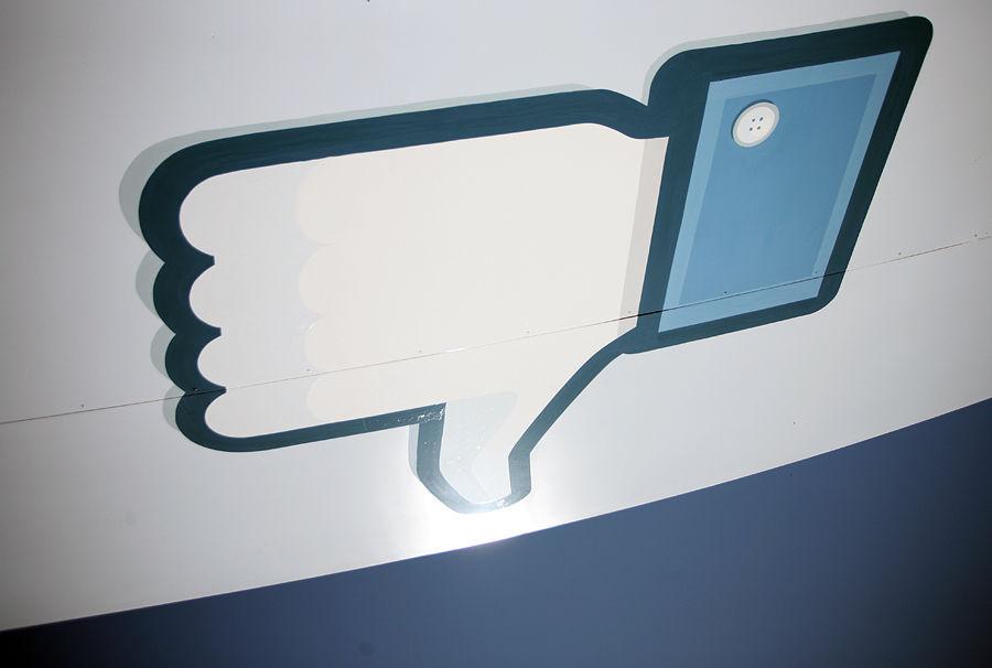 Facebook обвинили в краже кнопки Like