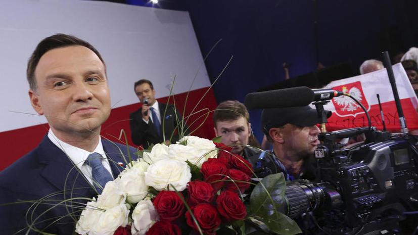 СМИ: Новый президент Польши попытается улучшить отношения с Россией