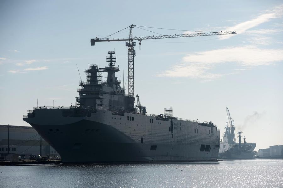 Франция расплатилась с Россией за «Мистрали»
