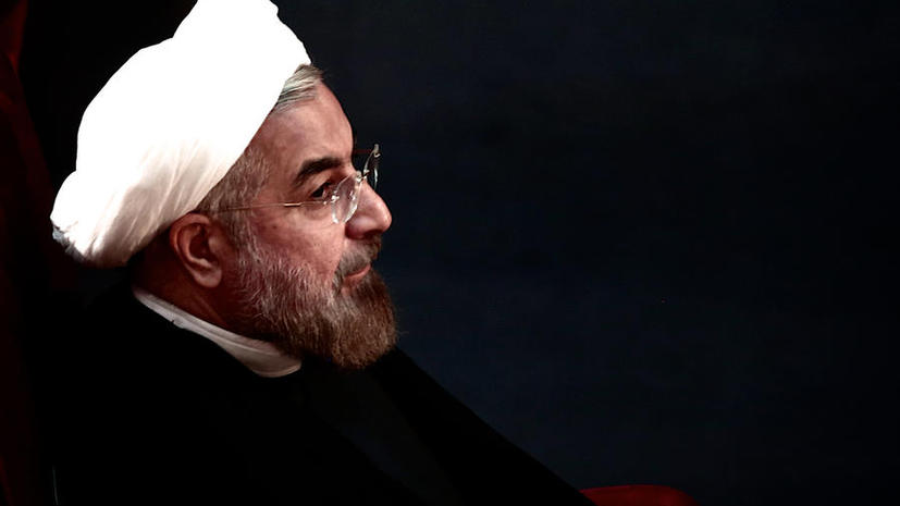 Хасан Роухани: Иран готов содействовать обеспечению диалога между сирийским правительством и оппозицией