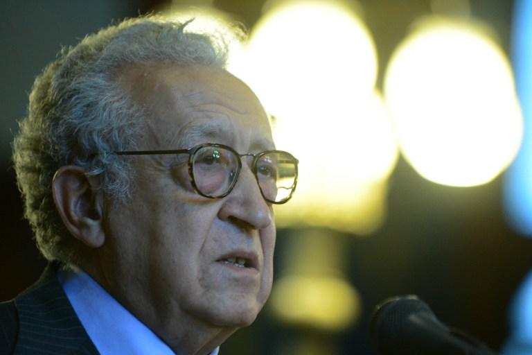 Эмиссар ООН обсудил в Дамаске создание переходного правительства Сирии