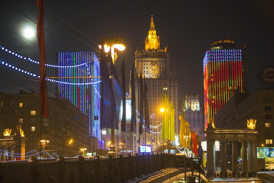 МИД РФ: США занимаются «кукловодством», навязывая Украине западный вектор развития