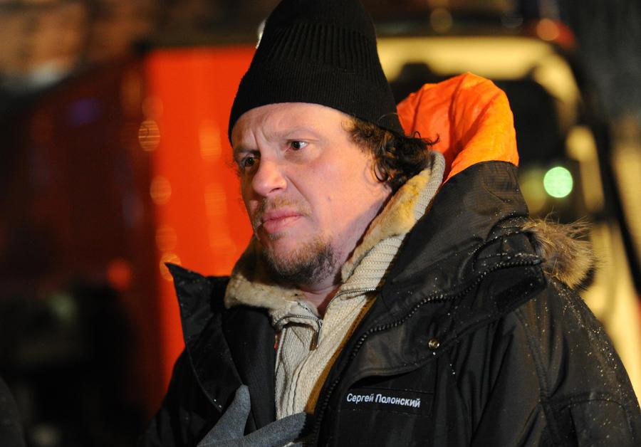 Сергей Полонский объявлен в международный розыск