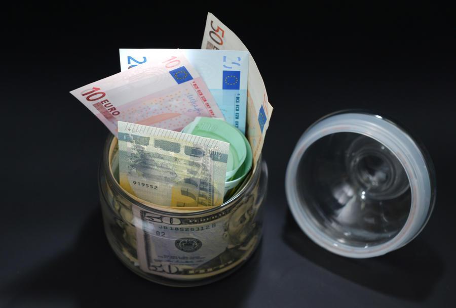 Цены в евро и долларах всё чаще встречаются на портале госзакупок