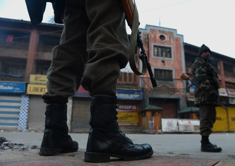 Индийские военные застрелили пакистанского солдата в Кашмире