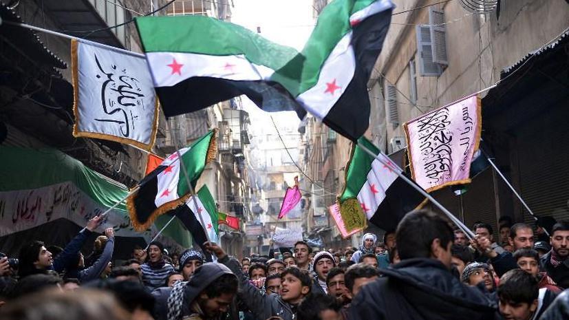 Сирийская оппозиция заняла место официальных властей в ЛАГ