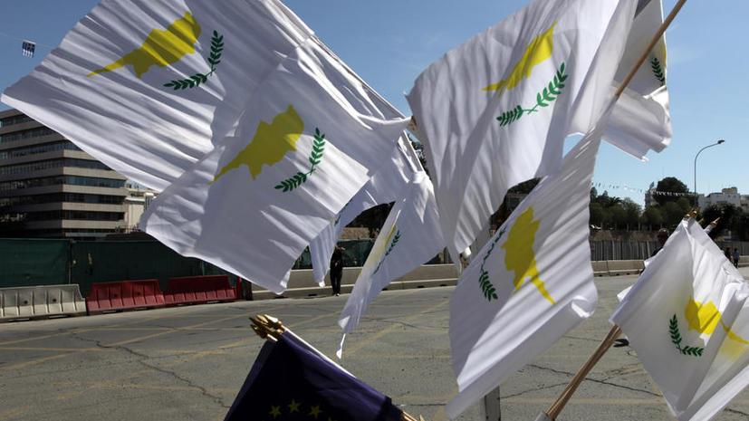 Кипр установил лимит на вывоз денег из страны