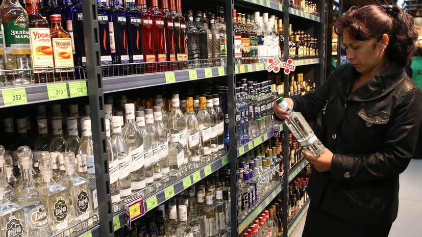 Депутат предлагает запретить продавать алкоголь за наличные