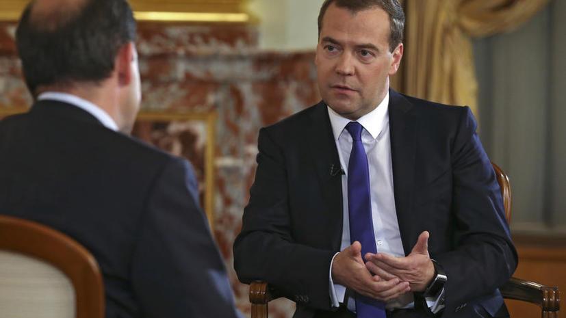 Дмитрий Медведев: Воздействие санкций на российскую экономику абсолютно минимальное