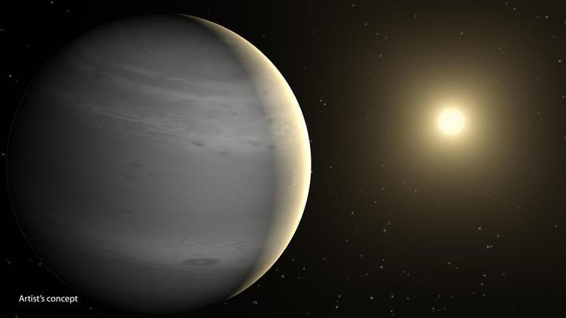 Учёные из NASA рассказали о «тёплых нептунах» с атмосферой из гелия