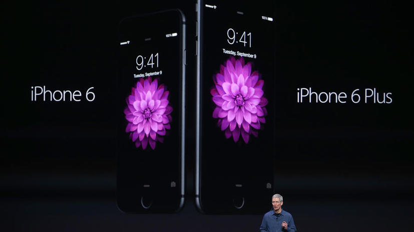 Apple представила новые iPhone и часы Apple Watch