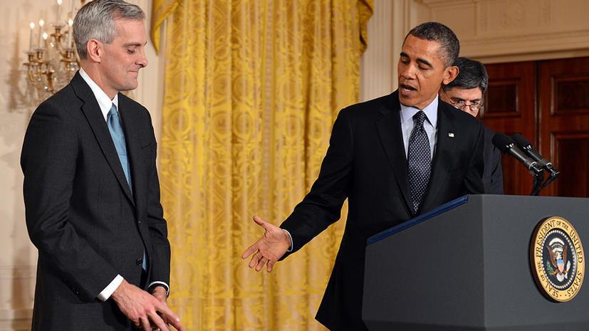 Барак Обама запретил подчиненному ездить на велосипеде