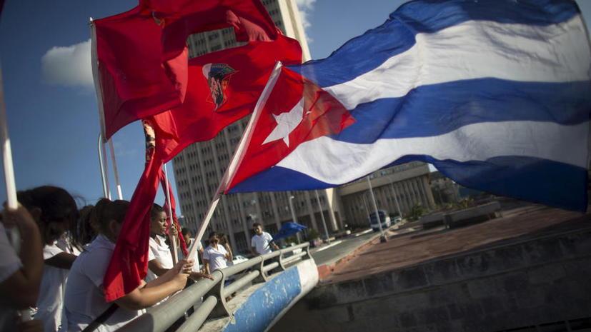Фидель Кастро: Только Россия и Китай могут сохранить мир на земле