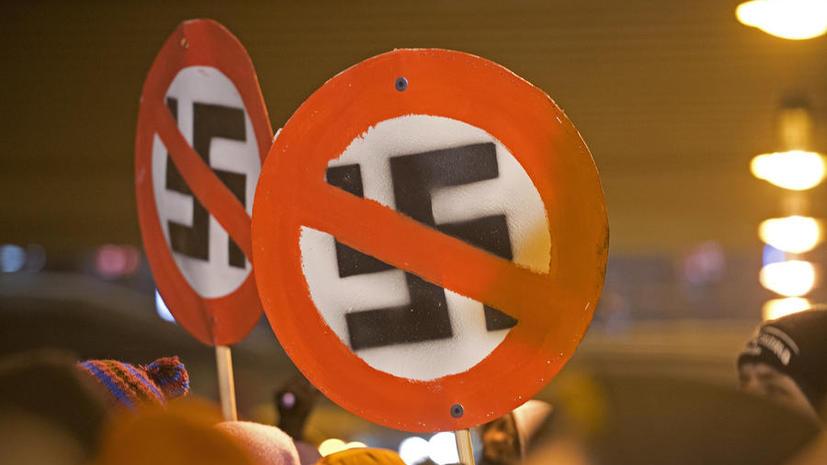 Жители Индонезии потребовали закрыть кафе с нацистской атрибутикой