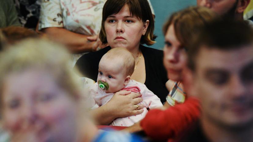 ООН: Около 1,5 млн жителей Донбасса стали беженцами