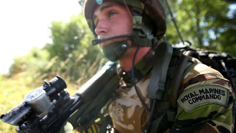 Британские морпехи предстанут перед судом за убийство пленного талиба