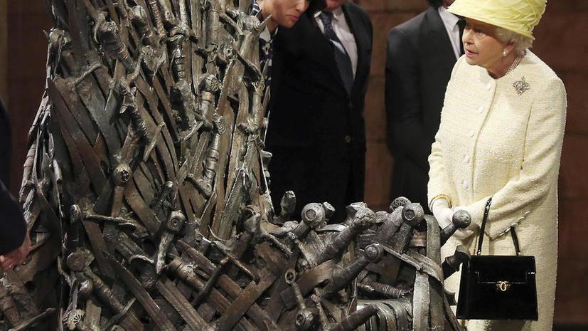 Тест RT: Игра престолов или Большая политика