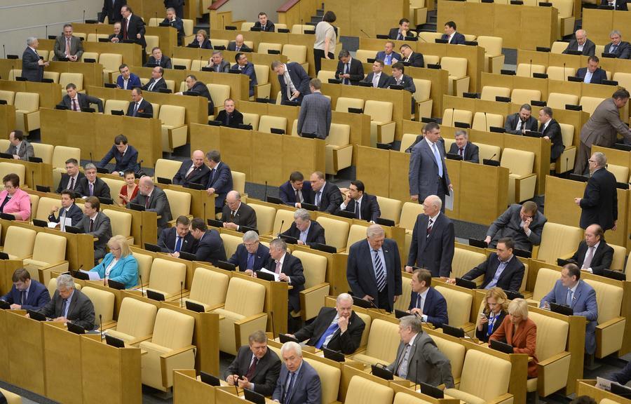 Госдума обратится к мировым парламентам по ситуации на Украине