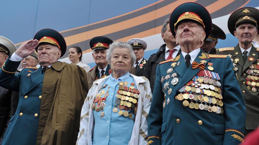 Власти Москвы заявили о готовности принять ветеранов с Украины, если те приедут в столицу на празднование Дня Победы