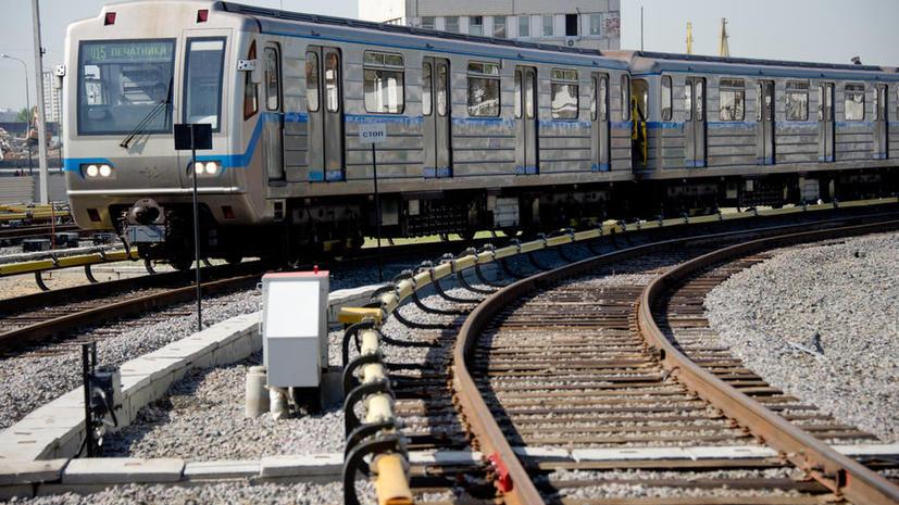 Все поезда московского метро проверят на надёжность