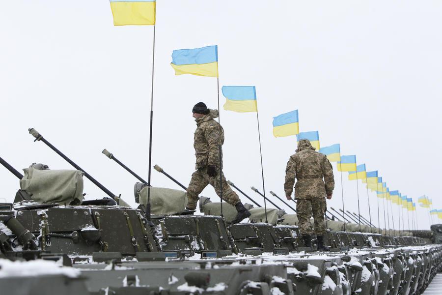 Верховная рада Украины предоставит состоятельным гражданам возможность откупиться от армии