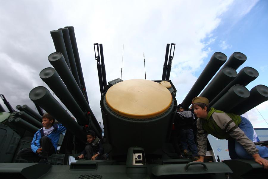 Бразилия закупит российские комплексы ПВО, чтобы обеспечить безопасность на Олимпиаде-2016