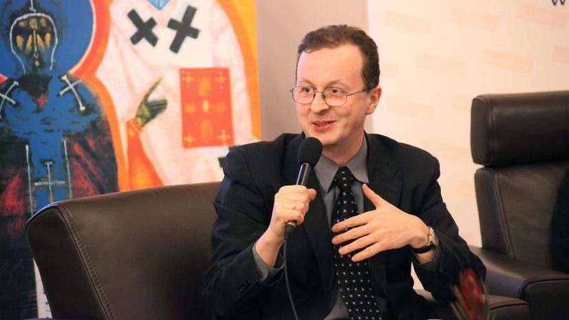 Дмитрий Бабич: Чёрная метка для Коломойского