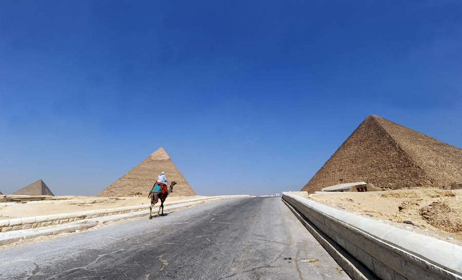 Российские операторы надеются полностью возобновить продажи туров в Египет к ноябрю