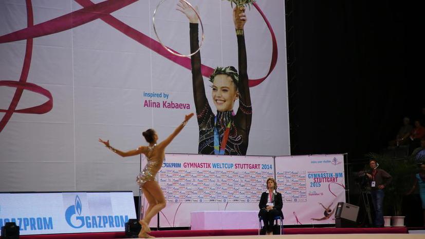 «Победитель получает всё»: премьера фильма RT о художественных гимнастках